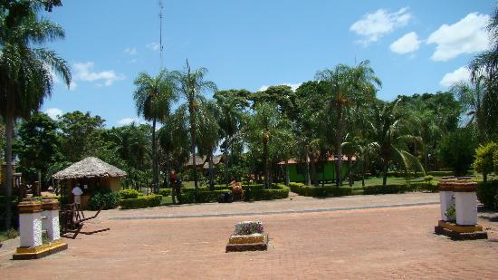 Hotel Rio Selva Resort Santa Cruz: Dentro del Hotel
