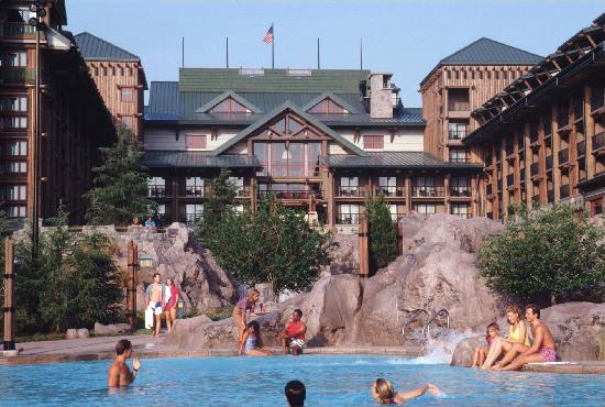 Disney's Wilderness Lodge Photo