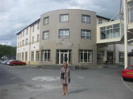 Reception Picture Of Villa Rose Hotel Ballybofey