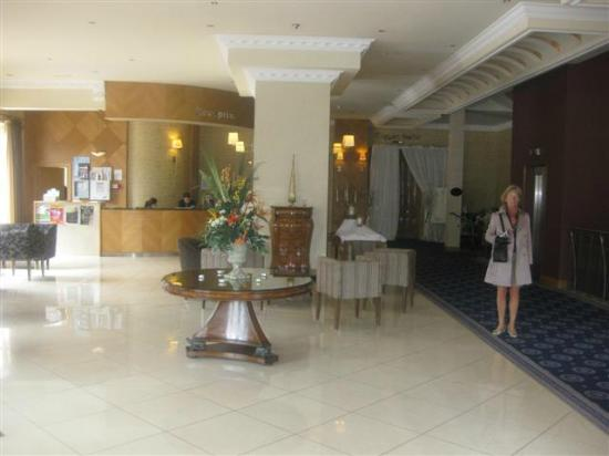 Archway Suite Picture Of Villa Rose Hotel Ballybofey
