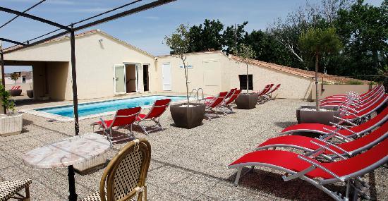Hotel Les Nevons : PISCINE