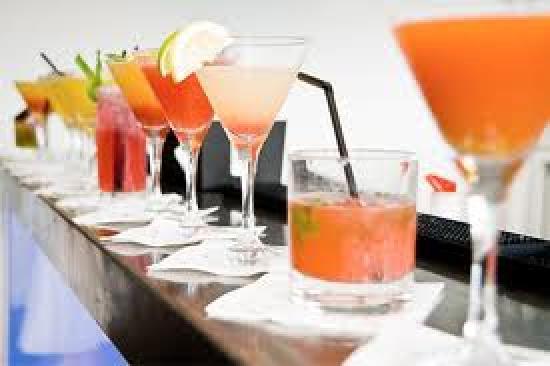 Musa Disco & Grill: Deliciosas bebidas