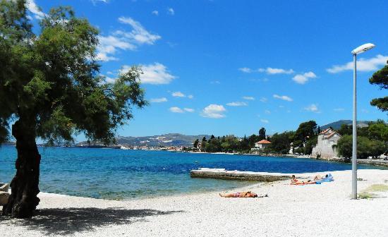 Villa Soulavy: beach Soulavy
