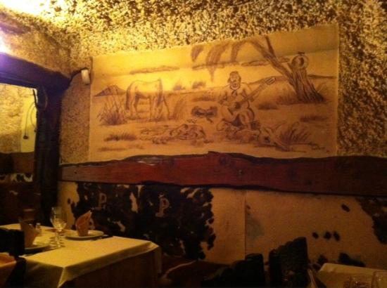 La Pampa: la sala
