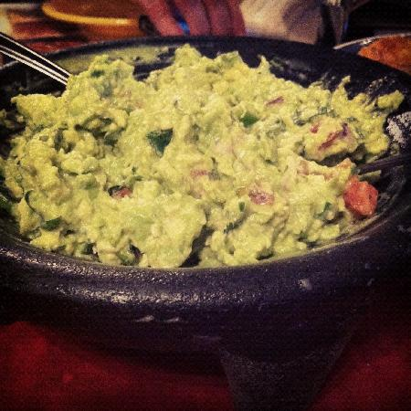 On The Border Mexican Grill & Cantina: Guacamole