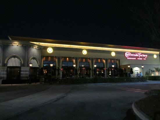 The Cheesecake Factory : Cheesecake Factory Tampa