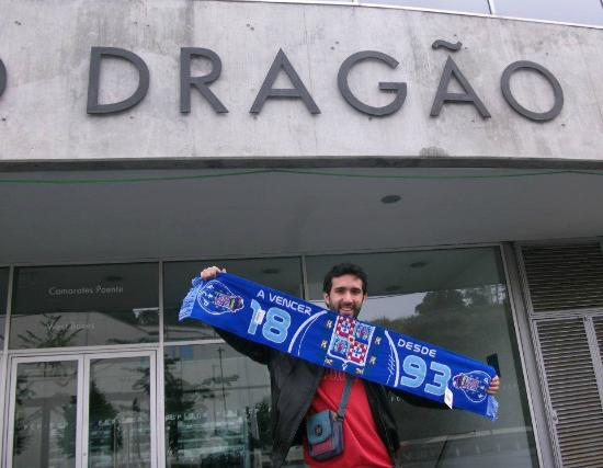 Estadio do Dragao: stadio
