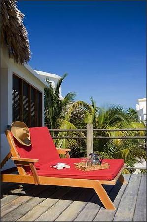 La Perla Del Caribe: Villa Ruby Main Deck