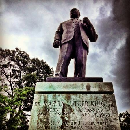 Birmingham Civil Rights Institute: Martin Luther King Jr.