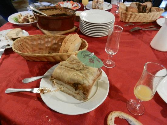 Auberge Ferme de Bunehou: pâté