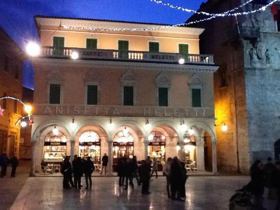 il Caffè Meletti (Ascoli)