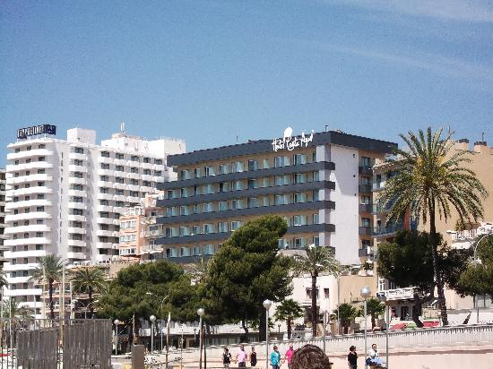 Hotel Costa Azul: The Costa Azul