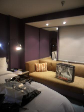 سوفيتيل بوجوتا فيكتوريا ريجيا: habitacion del hotel