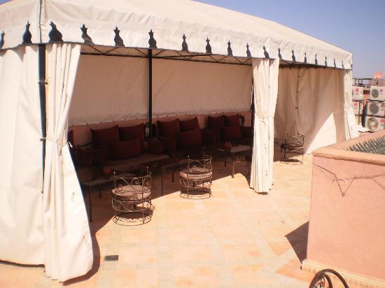 Le jardin d'Abdou: Lounge