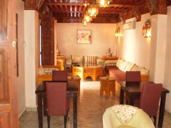 Le jardin d'Abdou: Living Lounge