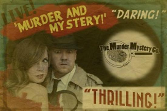 The Murder Mystery Company in Charlotte: Murder Mystery Dinner Theater and party entertainer