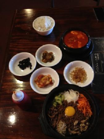 Seoul Korean Cuisine: great!