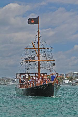 Black Sparrow Pirate Adventures