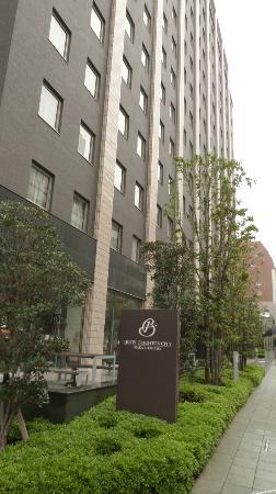 Hotel Brighton City Osaka Kitahama: Hotel- front view