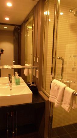 Hotel Brighton City Osaka Kitahama: Bathroom