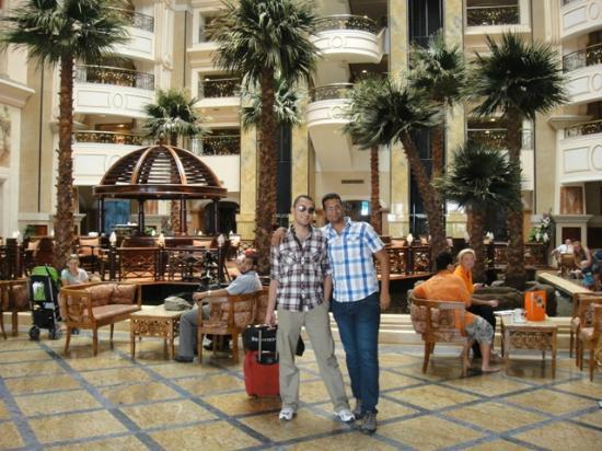 SENTIDO Palm Royale Soma Bay: اللوبى اكثر من ممتاز