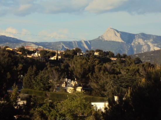 Residence Debussy: vue de l'appartement 33