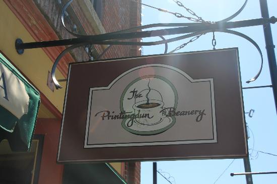 Printingdun Beanery: The Pringtingdun Beanery