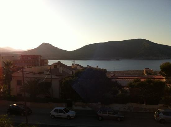 Protur Turo Pins Hotel & Spa: coucher de soleil