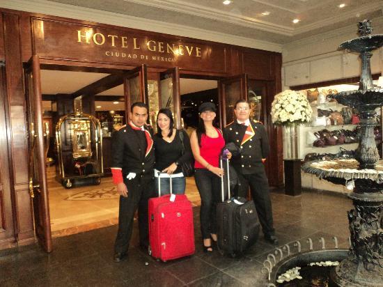 Picture Of Hotel Geneve Ciudad De