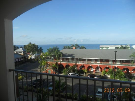Courtyard Bridgetown, Barbados: View from Room