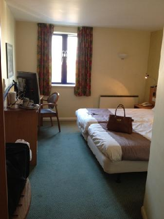 Ibis Wellingborough: Twin room for sole use