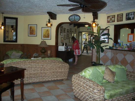 El Greco Hotel: Lobby