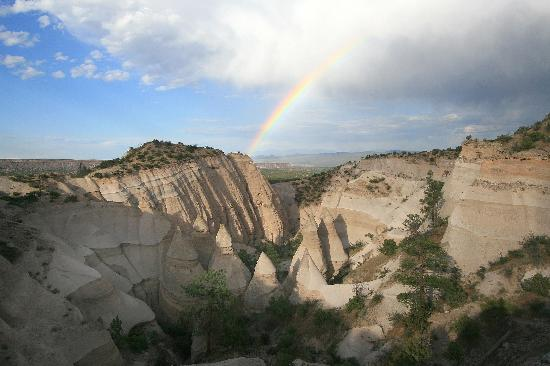 Rio Rancho, Νέο Μεξικό: Tent Rocks in Sandoval County