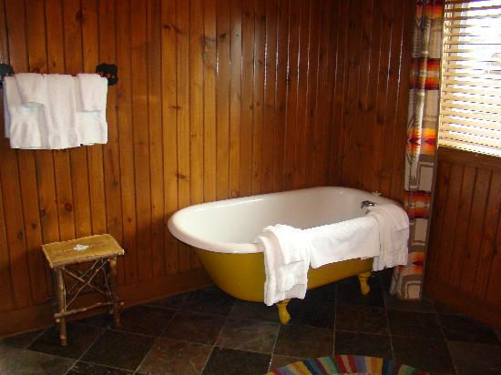 Finger Lakes Lodging : The Finger Lakes Suite Tub