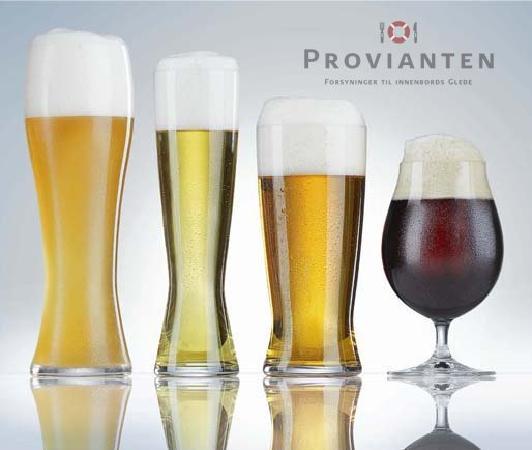 Provianten: Delicious home-brewed beer