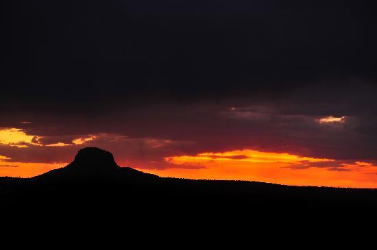 Rio Rancho, نيو مكسيكو: Cabezon Peak