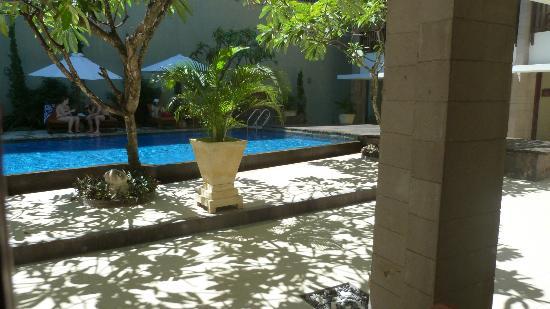 Bali Rani Hotel: Pool