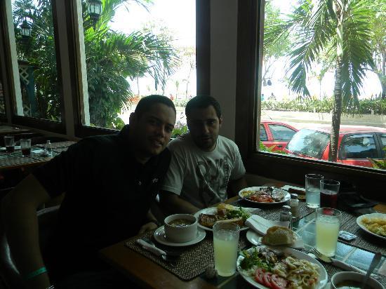 Decameron Cartagena: Restaurante Alibechs