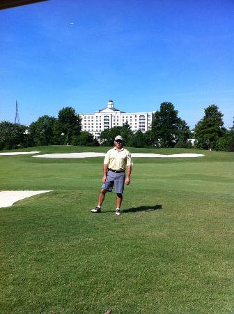 The Golf Club at Ballantyne: Golfing at Ballantyne