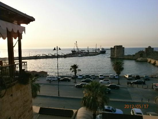 Al Qualaa Hotel : Harbour