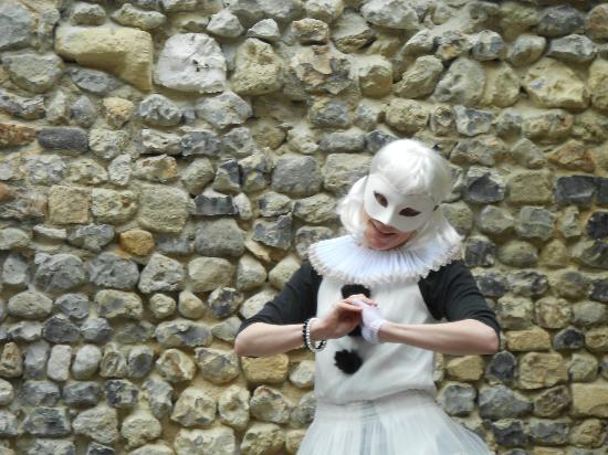 Le Mysterieux Rubis de Honfleur: Colombine