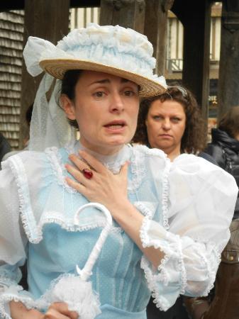 Le Mysterieux Rubis de Honfleur: La dernière siréne