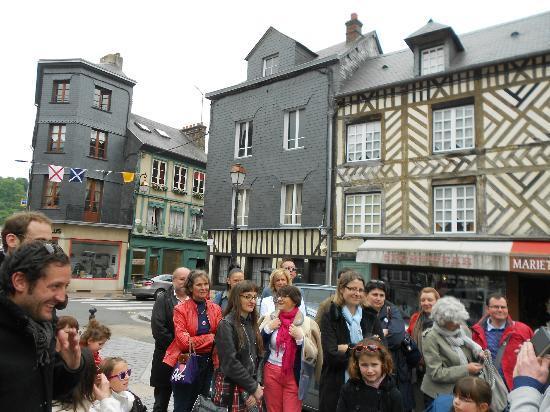 Le Mysterieux Rubis de Honfleur: Romain Pissenem parmi nous (metteur en scène)