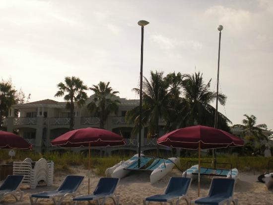 Royal West Indies Resort: beach