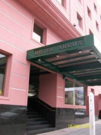 Resultado de imagen para hotel argos bahía blanca