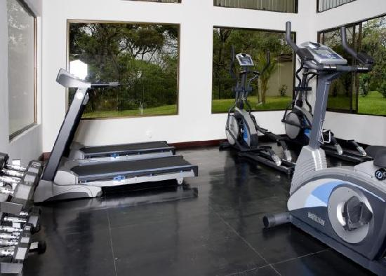 Galiza Business Apartments: GYM