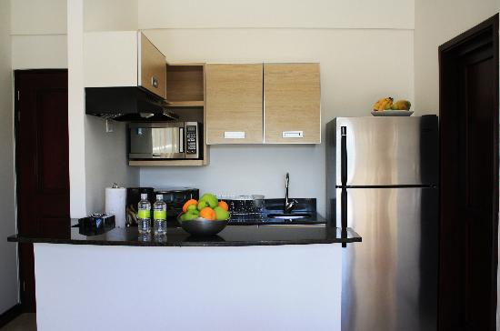 Galiza Business Apartments: Fully Equipped Kitchens (4 persosns)