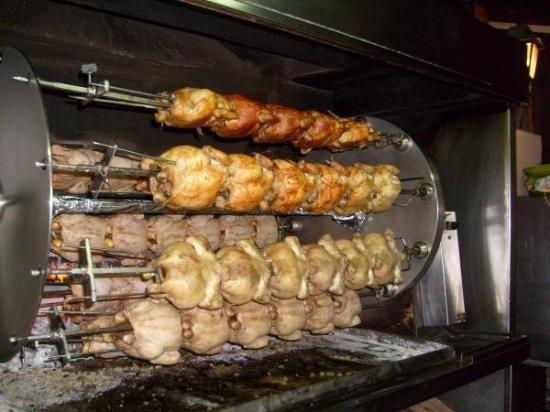 La Voglia Calda: I polli!!!