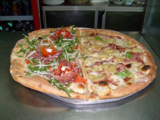 La Voglia Calda: La pizza