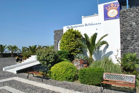 Mediterranean White: Hôtel